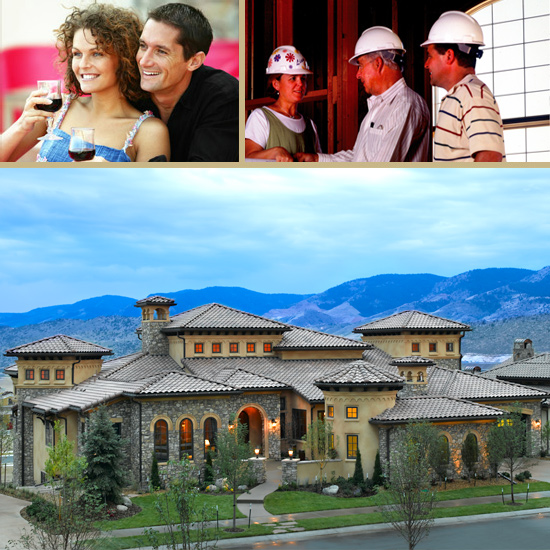 Gregg Custom Home at Solterra
